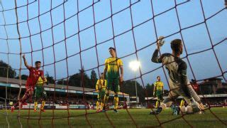 Bez Lubala effort enough as Crawley shock Norwich in ...