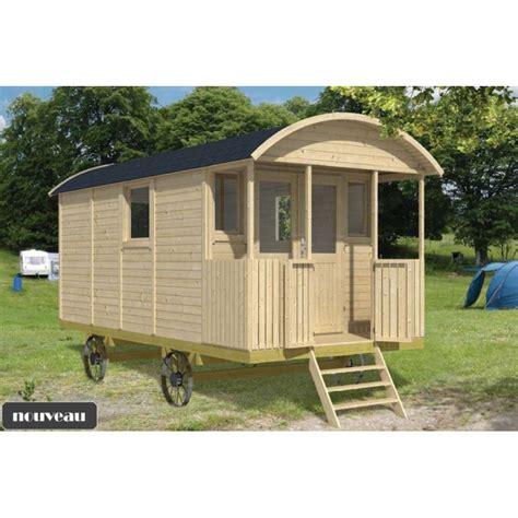 bureau de jardin en bois roulotte bureau chalet de jardin kit bois sapin 19mm prix