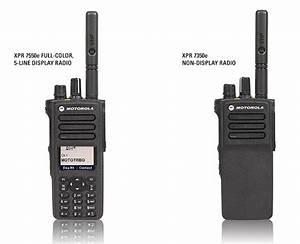 Motorola Xpr 7000e Series Portable Radios Teamtalk