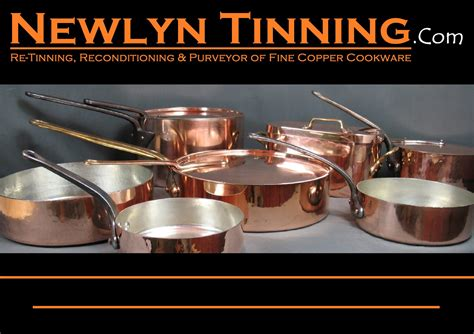 newlyn tinning newlyn tinning  tinning copper pots retinning copper pans buy copper