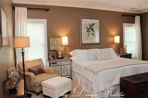 decorating a master bedroom on a budget