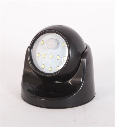 Motion Activated Cordless Pir Sensor Light Home Garden