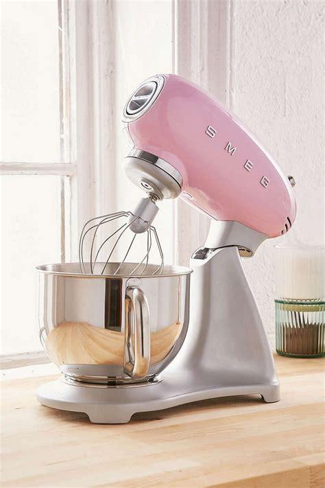smeg mixer rosa smeg standing mixer electrodom 233 sticos smeg