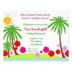 Retirement Party Invitation Clip Art