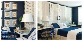Navy Blue Interior Design Idea Navy Blue And White Bedroom