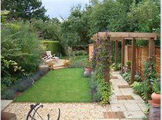 Garden Ideas on Pinterest Narrow Garden, Garden design