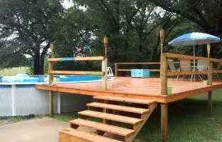 24 foot above ground pool deck plans pool deck coating