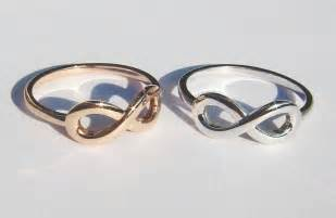 his and hers infinity knot wedding rings onewed - Infinity Wedding Ring