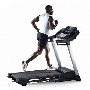 nordictrack cushioned space saver treadmill get fitter With tapis de course nordictrack c3000