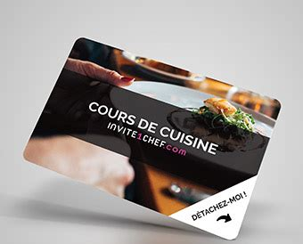 cours de cuisine particulier cartes cadeaux offrez un chef à domicile à vos proches