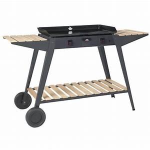 Chariot Plancha Forge Adour : catgorie accessoire de barbecue page 2 du guide et ~ Nature-et-papiers.com Idées de Décoration