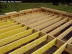 nivremcom dtu toit terrasse ossature bois diverses With toit de terrasse en bois