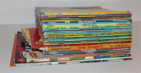 Lot Of 33 Children's Used Books  Nickelodeon, Rugrats