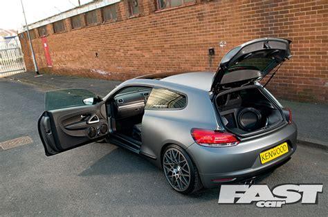 volkswagen fast car kenwood vw scirocco fast car