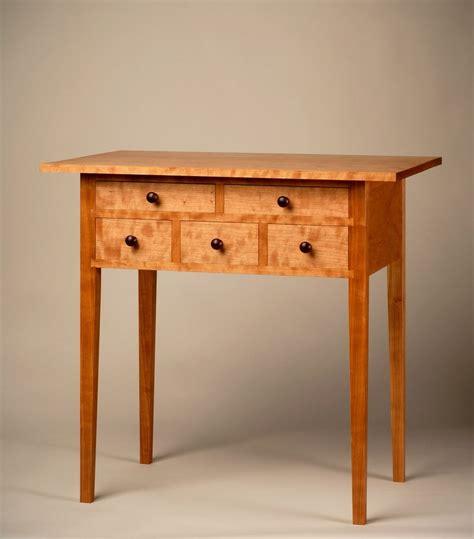 Custom Shaker 5 Drawer Hall Table By Aedanworks. Black 9 Drawer Dresser. Study Desk Design Ideas. Office Desk Plant. Farm Table. Orange Table Runner. Homemade Stand Up Desk. Ikea White Round Table. It Help Desk Jobs In Bangalore