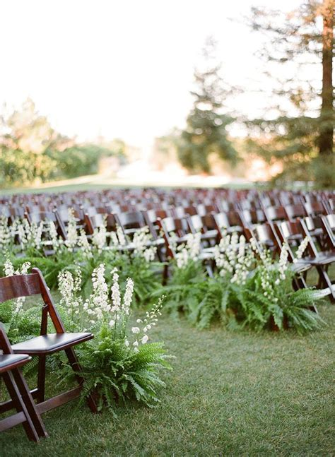 Wedding Trend Ferns