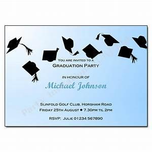 Graduation Party Invitation Clipart (42+)