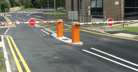 Security Barriers For Bristol And Bath