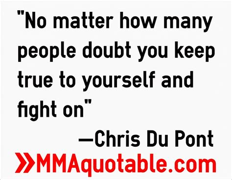 Doubting You Quotes
