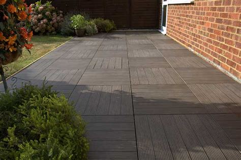 Patio Flooring Ideas Uk by Patio Paving System Easy Fit Patio Flooring