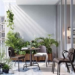 balkon kawalek ogrodu w kazdym domu dompl With katzennetz balkon mit green garden plants
