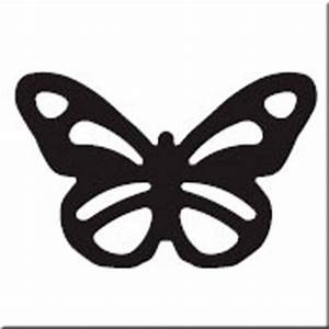 7 best images of butterfly template printable martha for Martha stewart butterfly template