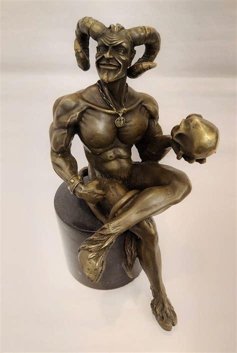 Antique Devil Sculpture | Antik Spalato Shop