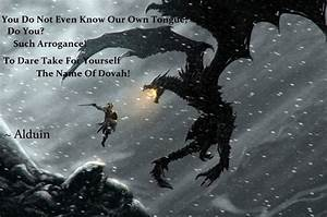 Paarthurnax Quo... World Eater Quotes