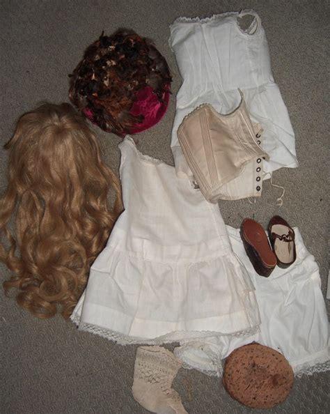 Hair Implants Shawnee Mission Ks 66279 20 Quot Tete Jumeau Antique Doll Antique Dress Hat