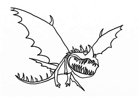 Drakenrijders Berk Kleurplaat by Drakenrijders Berk Kleurplaat Drachenkopf Aus Wasser