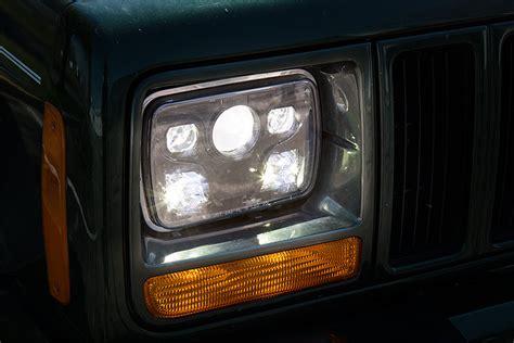 rectangular h6054 led projector headlights led