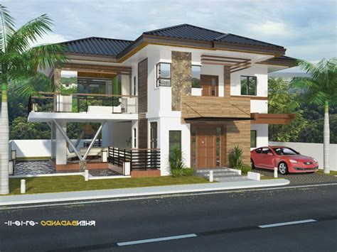 elevated bungalow house design philippines