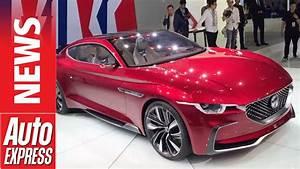 Mg Auto Nancy : mg has a new sports car e motion concept revealed in shanghai youtube ~ Maxctalentgroup.com Avis de Voitures