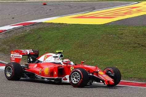 Kimi Raikkonen Ferrari Must 'clean Things Up' To Beat