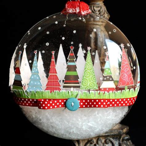 diy glass ornament projects decorating your small space - Diy Christmas Glass Ornaments