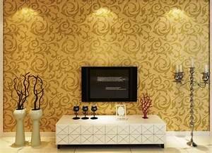 Luxury Wallpaper for Living Room