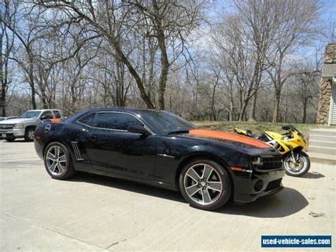 2010 Chevrolet Camaro For Sale by 2010 Chevrolet Camaro For Sale In The United States