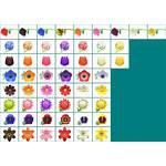 Crossing Horizons Animal Flower Flowers Spriters Resource