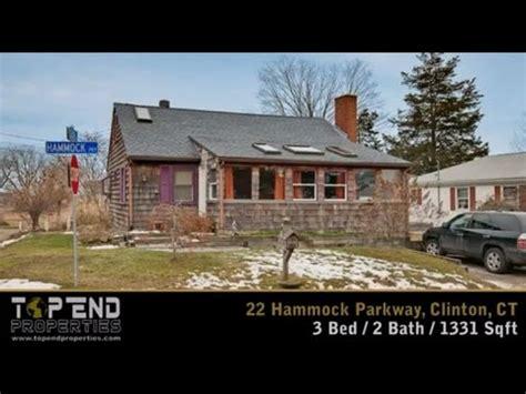 Boa Hammock by Water Area Home For Sale In Clinton Ct 22 Hammock