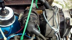 How To Wire A Ford Derby Engine  Part 2