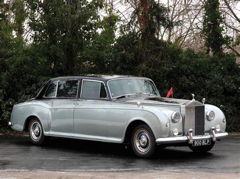 1959-63 Rolls Royce Phantom V Park Ward Limousine Luxury