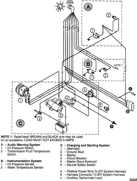 Mercruiser Wiring Diagram Images