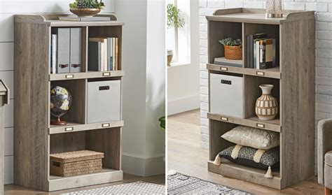 The editor in chief is stephen orr. Modern Farmhouse 5-Cube Organizer, as Low as $25 at ...