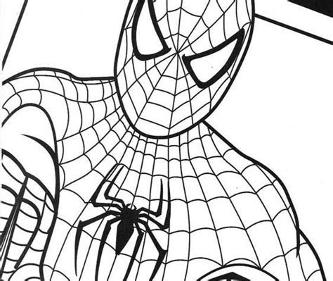 colouring in templates spiderman best of spiderman cartoon coloring pages collection