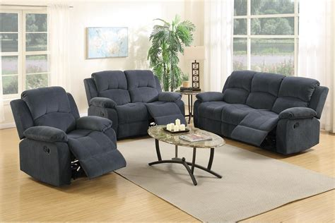 Fabric Reclining Loveseat With Console by Grey Fabric Reclining Sofa A Sofa Furniture Outlet