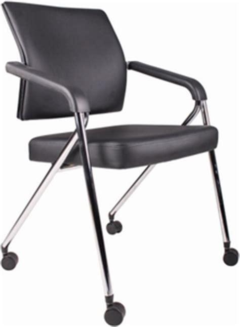 caressoft office folding chairs b1800 free shipping