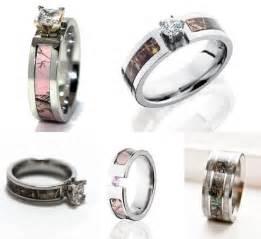 orange camo wedding rings fall wedding ideas invitesweddings