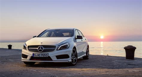 Mercedes Class 4k Wallpapers by Mercedes A Class Wallpaper Hd Desktop Wallpapers 4k Hd