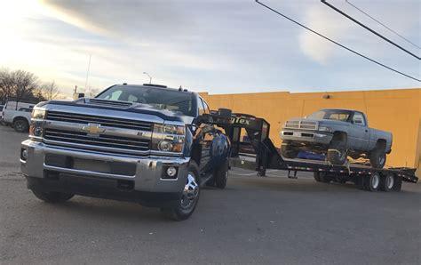 2017 Chevy Silverado 3500 Hd Diesel