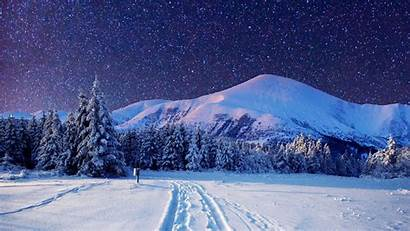 Snow Wallpapers Winter Landscape Nature Mobile Background